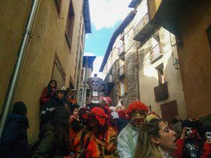 Le carnaval de Saint-Martin-Vésubie, plus petit et plus traditionnel