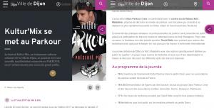Kultur'mix, Mai 2017, Dijon